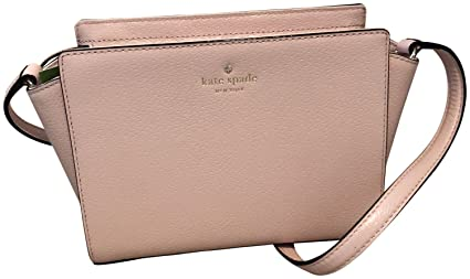 34ade380f Image Unavailable. Image not available for. Color: Kate Spade New York  Hayden Grand Street Crossbody Bag Balletslip