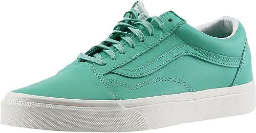 Calzado deportivo para mujer, color Azul , marca VANS, modelo Calzado Deportivo Para Mujer VANS OLD SKOOL Azul: Amazon.es: Zapatos y complementos