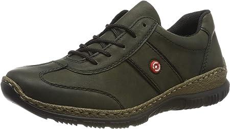 Rieker N3220-54, Zapatos de Cordones Derby para Mujer