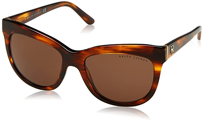 Ralph Lauren 0Rl8158, Gafas de Sol para Mujer, Marrón ...