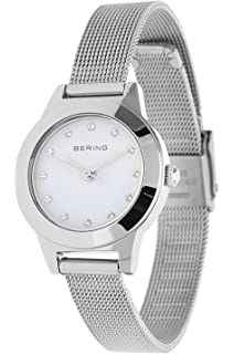 BERING Time 11125-000 Women Classic Collection Watch with Stainless-Steel Strap and scratch