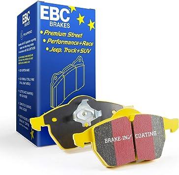 EBC Brakes Extra Duty Truck//SUV Pad-ED91305-Front