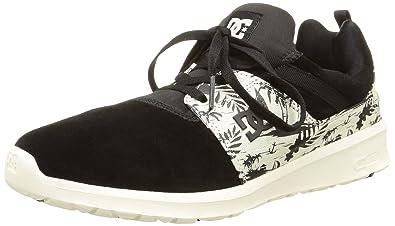 DC Shoes Men's Heathrow Se M Trainers Black Size: 6