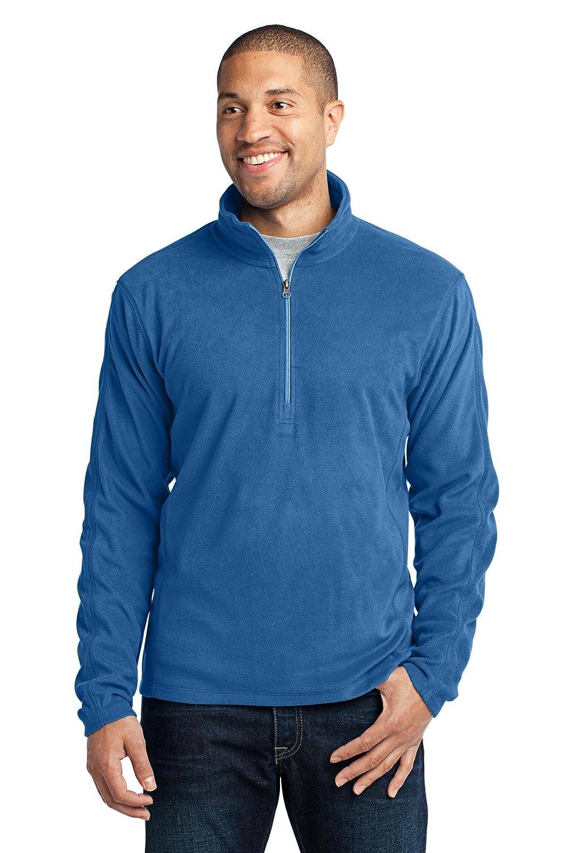 Port Authority Men's Microfleece 1/2 Zip Pullover