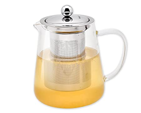 Lovely Stainless Steel Tea Kettle with Infuser