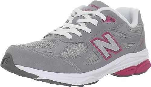 New Balance KJ990 Lace-Up Running Shoe