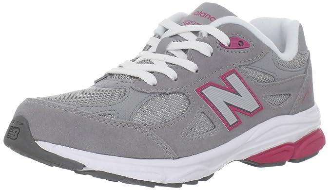 New Balance KJ990 Zapatillas de Correr con Cordones (niños pequeños y Grandes): Amazon.es: Zapatos y complementos