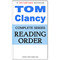 Tom Clancy Complete Series Reading Order: Jack Ryan Series, Op-Center Series and More. Updated 2019!