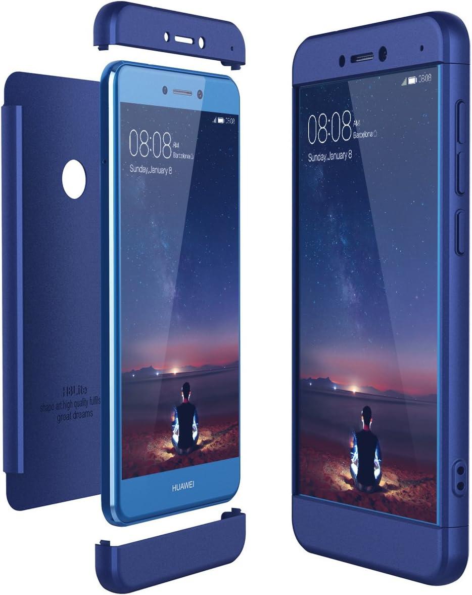 CE-Link Funda Huawei P8 Lite 2017, Carcasa Fundas para Huawei P8 Lite 2017, 3 en 1 Desmontable Ultra-Delgado Anti-Arañazos Case Protectora: Amazon.es: Electrónica