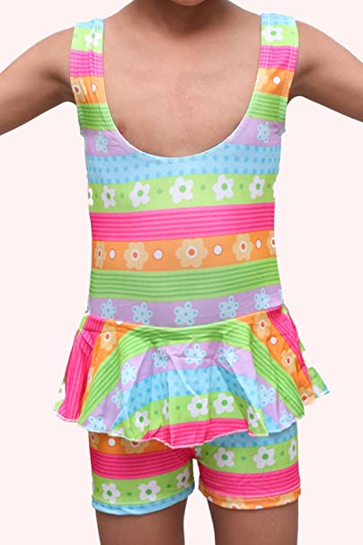 I Swim Is 151 Rf Swimming Costume For Little Girls Xx Small