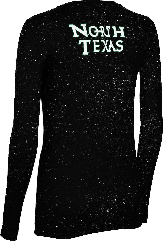 ProSphere University of North Texas Womens Long Sleeve Tee Heathered
