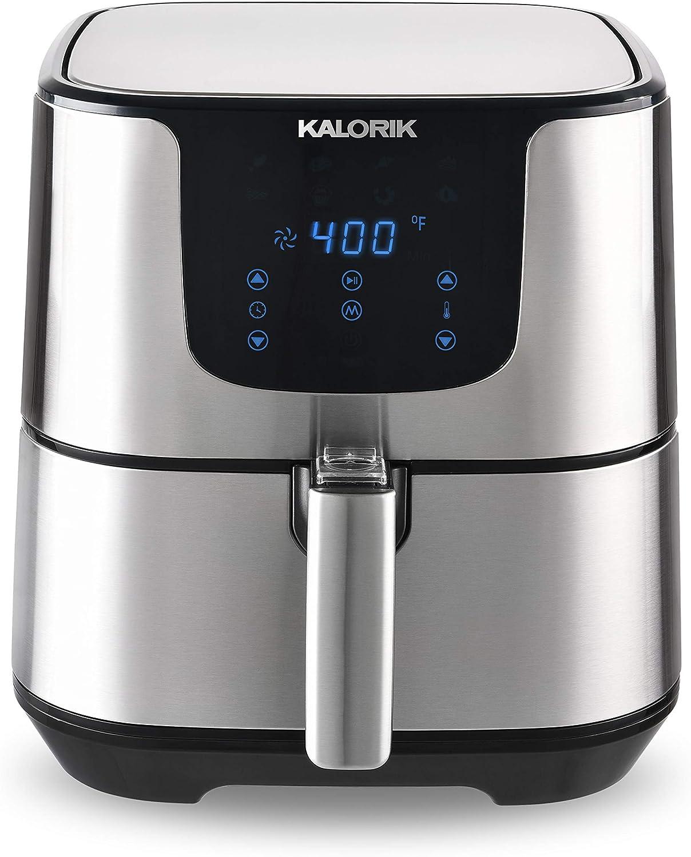 Kalorik 3.5 Quart Digital Air Fryer Pro