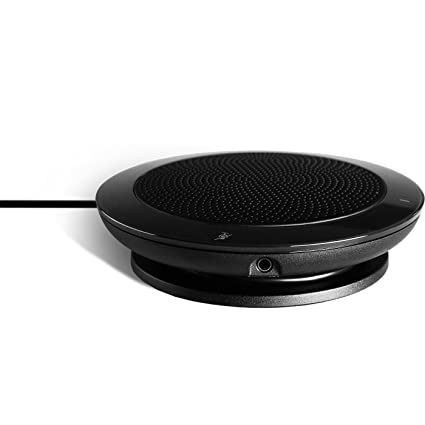 Jabra Speak PHS001U 410 USB Speakerphone for Skype and Other VoIP Calls (US  Retail Packaging)