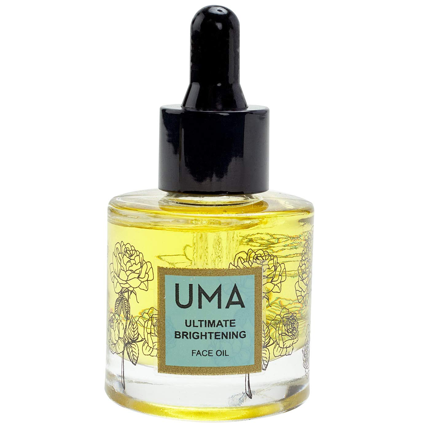 UMA - Ultimate Brightening Face Oil - 1 Oz