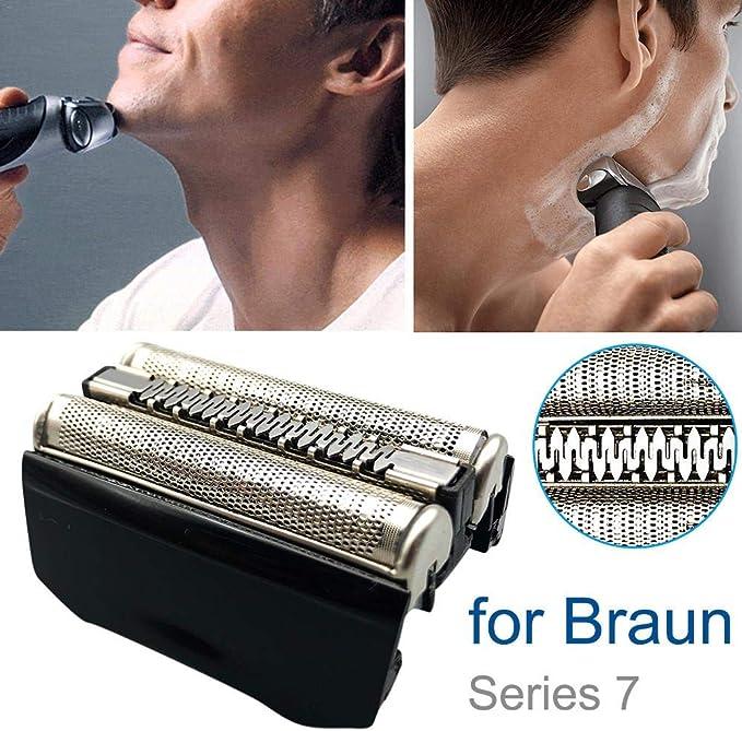 WUYANSE - Cabezales de Repuesto para afeitadora Braun Serie 7 ...