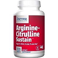 Jarrow Formulas Arginine-Citrulline Sustain - 120 Tablets