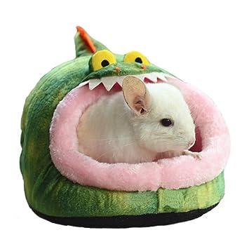 Hámster para mascota, conejo, cobaya, hámster, casita de animales pequeños, hamaca