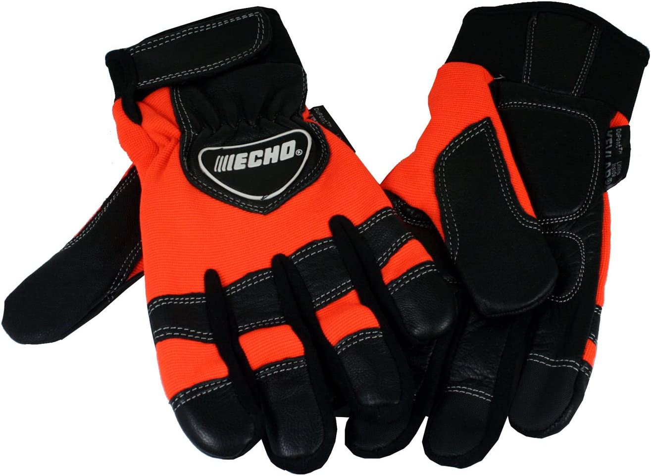Echo Chainsaw Kevlar Reinforced Protective Gloves