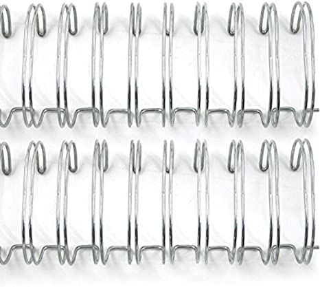 We R Memory Keepers The Cinch Book Binding Wires White 1.25