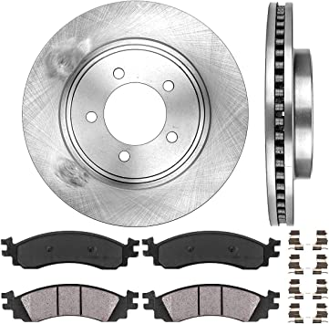 2006-2010 Ford Explorer Sport Trac Mercury Mountaineer Front Brake Pads OEM NEW