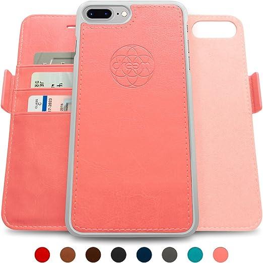59 opinioni per Dreem Fibonacci iPhone 7 Plus scustodia e portafoglio, sfoderabile, 2 opzioni
