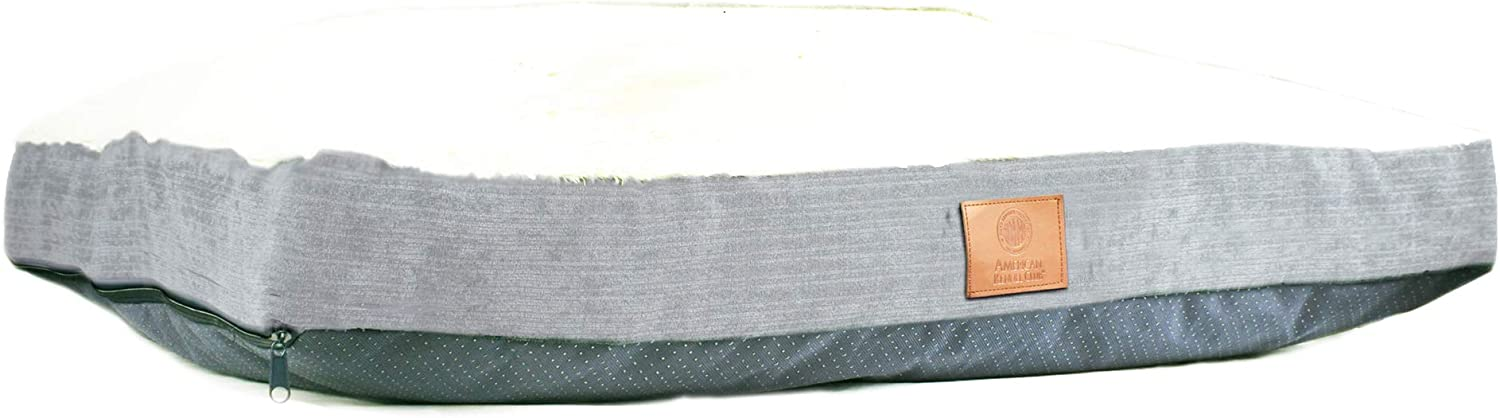 American Kennel Club Dog Gusset Pet Bed