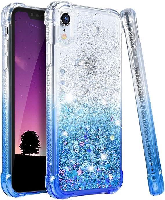 cover iphone xr glitter