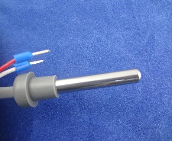 MISOL 10 units of Temperature Sensor NTC10K for Solar Water Heater, PVC cable, 3 meters/Temperatura NTC10K Sensor para calentador de agua solar, cable PVC, ...