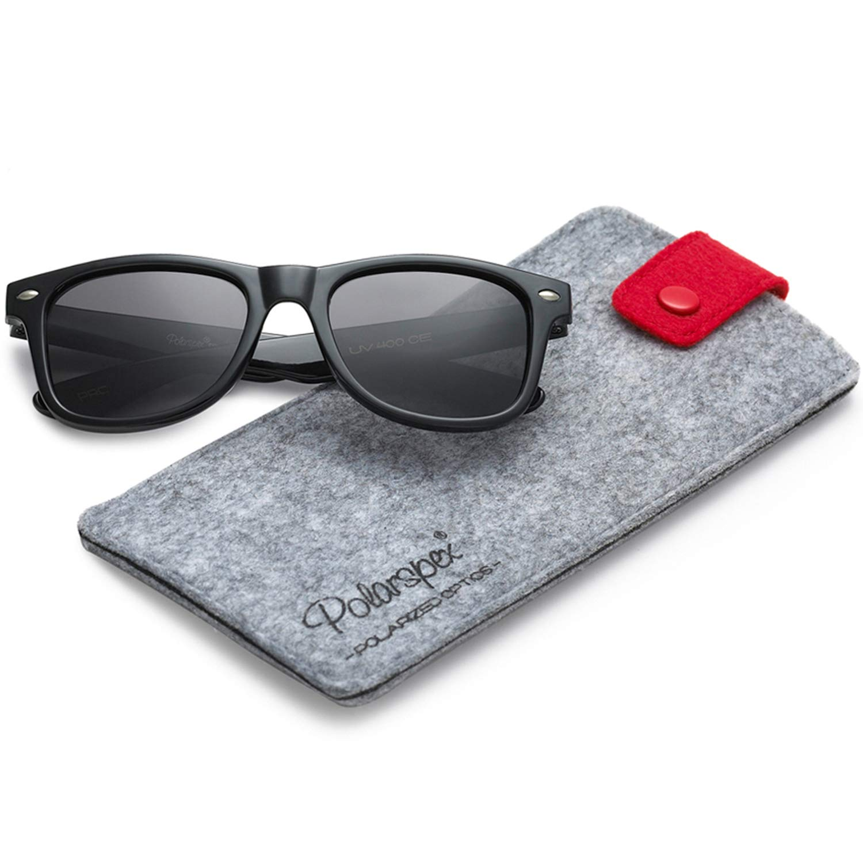327082df8aa7 Amazon.com  Polarspex Kids Children Boys and Girls Super Comfortable  Polarized Sunglasses  Clothing