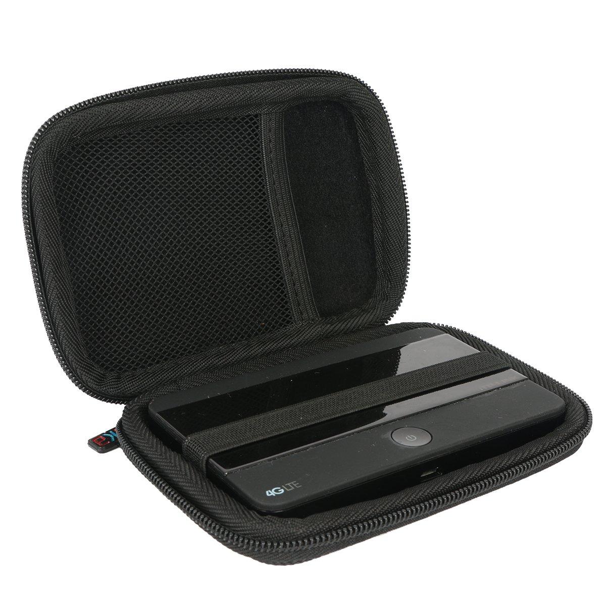 for Braun MGK3060 BT3040 BT3020 Multi Grooming Kit, Beard and Hair Trimmer Hard Case Carrying Travel Bag by Khanka