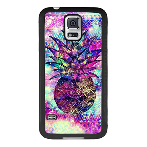 release date: 28167 69082 Amazon.com: Case for Samsung Galaxy S5 pineapple,ChyFS Phone Case ...
