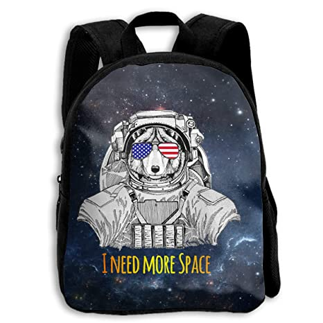 94e414ce9a Bing4Bing I Need More Space Kids School Bags Popular Backpacks for Girls  Boys School Bags