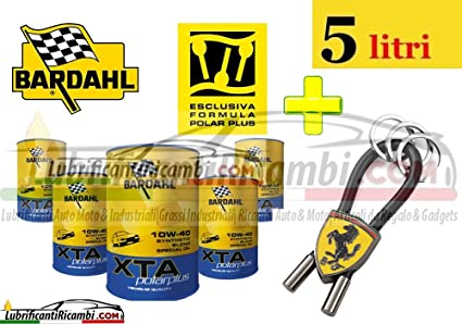 aceite Bardahl XTA-Auto motor sintético-Offerta PolarPlus ...