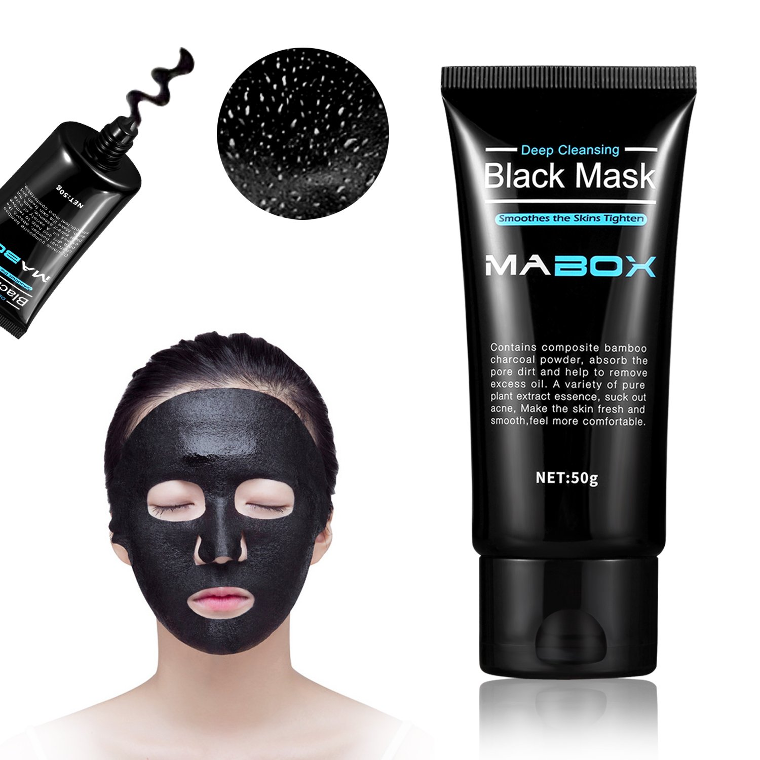 the blackhead mask