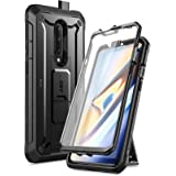 SUPCASE Unicorn Beetle Pro Series Case Designed for OnePlus 7 Pro, Full-Body Rugged Holster Kickstand OnePlus 7 Pro Case with