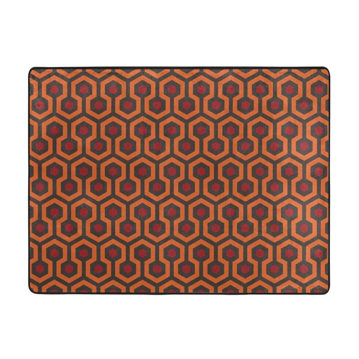Amazon.com: YOUNG H0ME Area Rugs, Doormat Floor Mat Shaggy ...