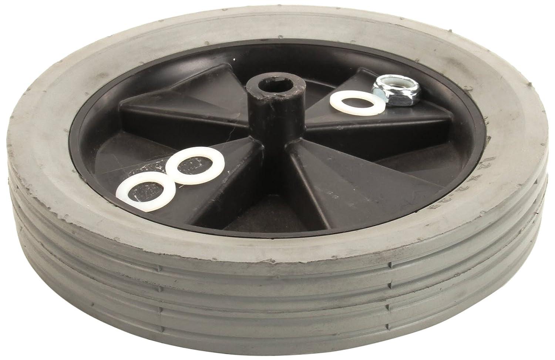 Rubbermaid 1011-L1, 12 Inch Rear Wheel