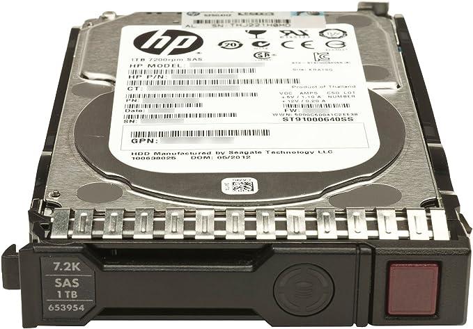 HP 652749-B21 - Disco duro interno 2.5
