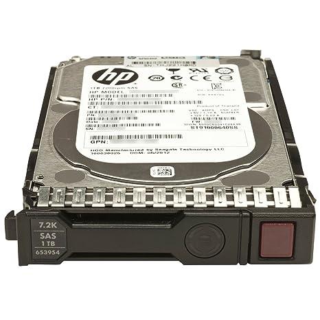HP ISS 652749-B21 1TB 6G SAS 7 2K RPM SFF Gen8