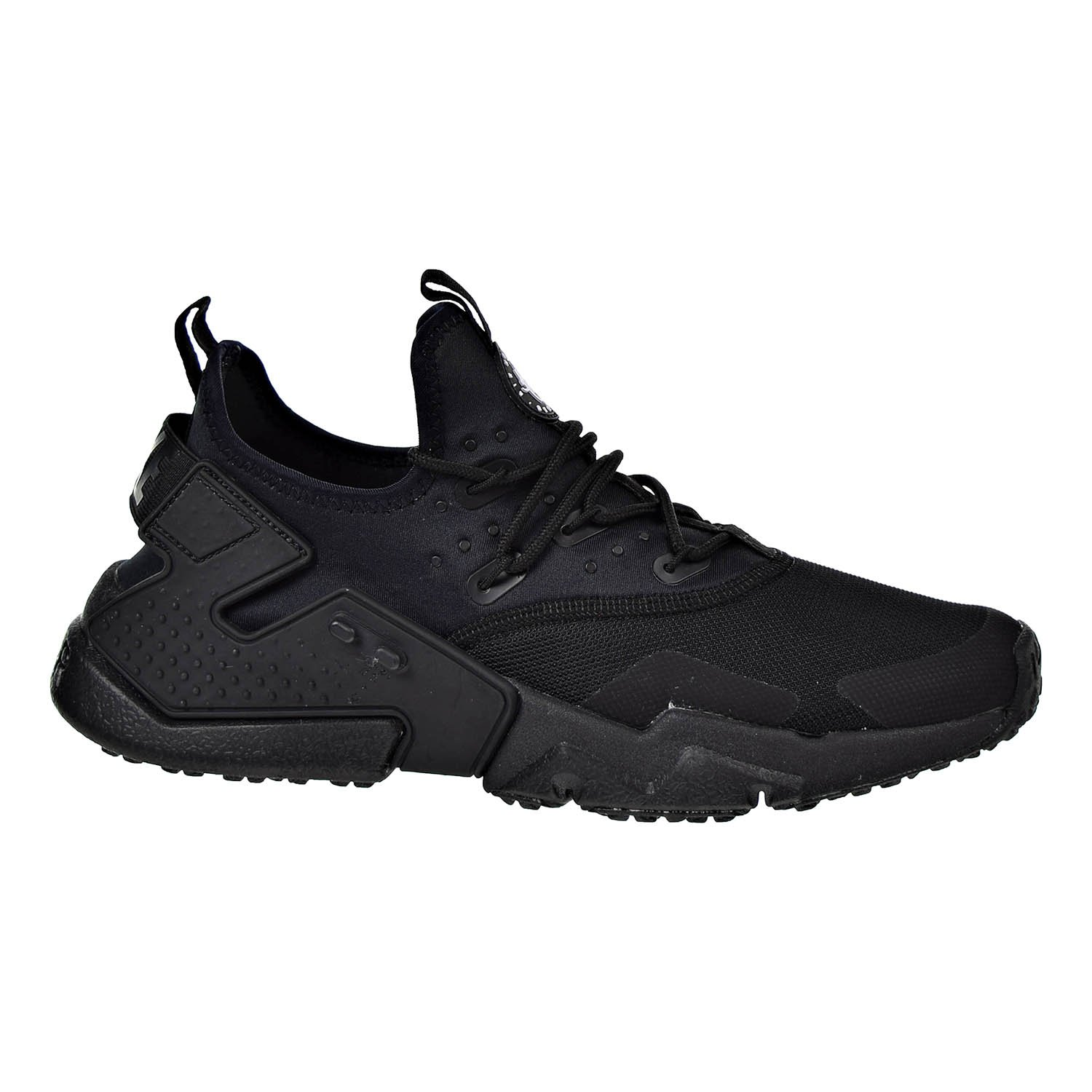 the latest 8ad1e cedd6 Galleon - NIKE Air Huarache Drift Men s Athletic Shoes Black White  Ah7334-003 (7.5 D(M) US)