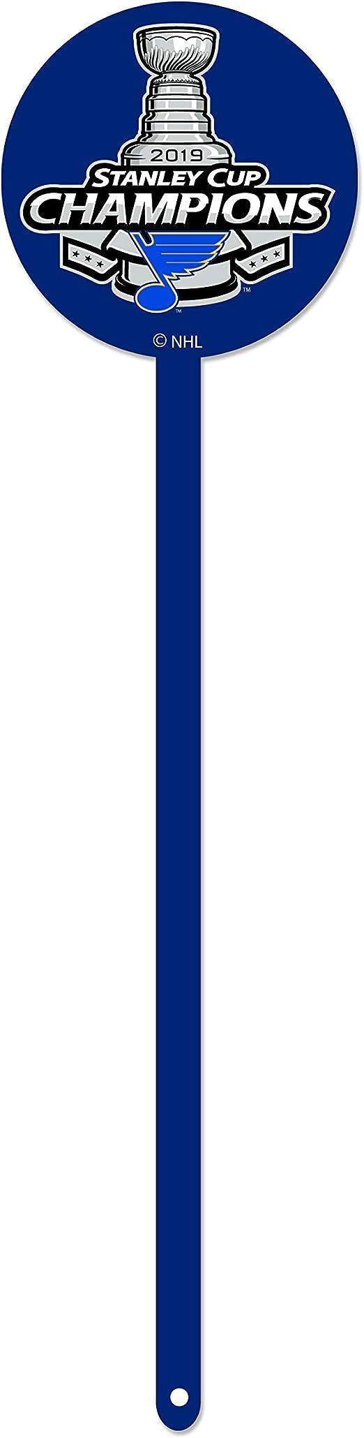 Auténtico Letrero de Calle St. Louis Blues Stanley Cup 2019 Champs ...