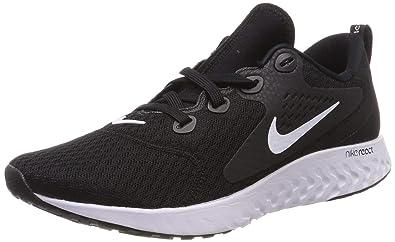 01684078b6443 Nike Men's Legend React Black White Running Shoes (AA1625-001): Buy ...