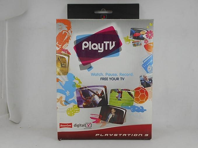 Play TV (PS3) [Importación inglesa]: Amazon.es: Videojuegos