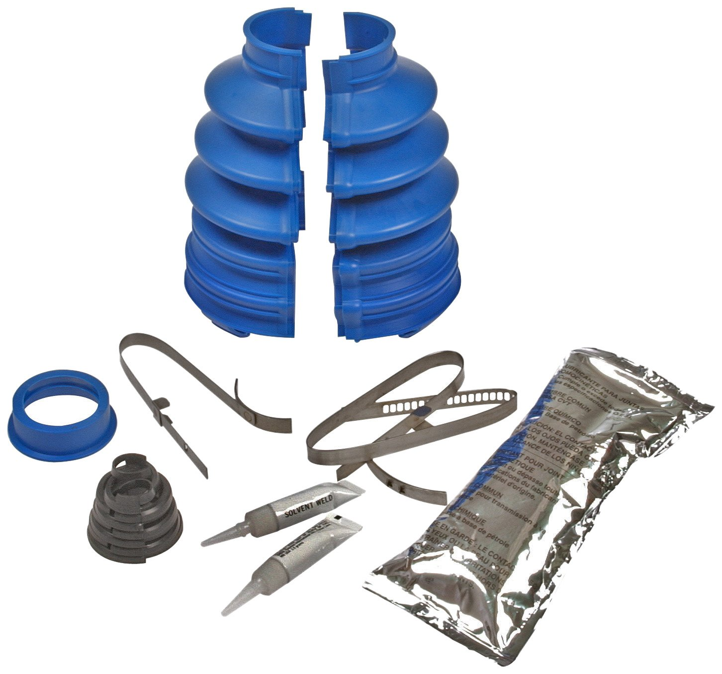 Dorman Help 614 632 C Series Universal Quick Boot Kit Universals Rear Axle Available Part Diagrams 10 In Front Suspension Automotive
