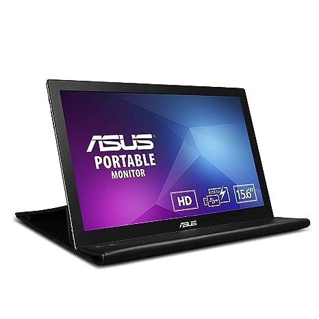 ASUS MB168B - Monitor portátil 15,6 (1366x768, USB, IPS ...