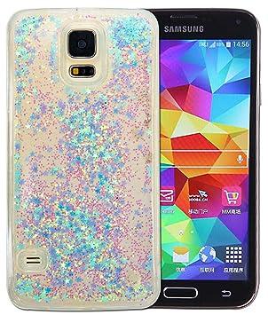 Samsung Galaxy S5 Carcasa de purpurina, Samsung Galaxy S5 ...