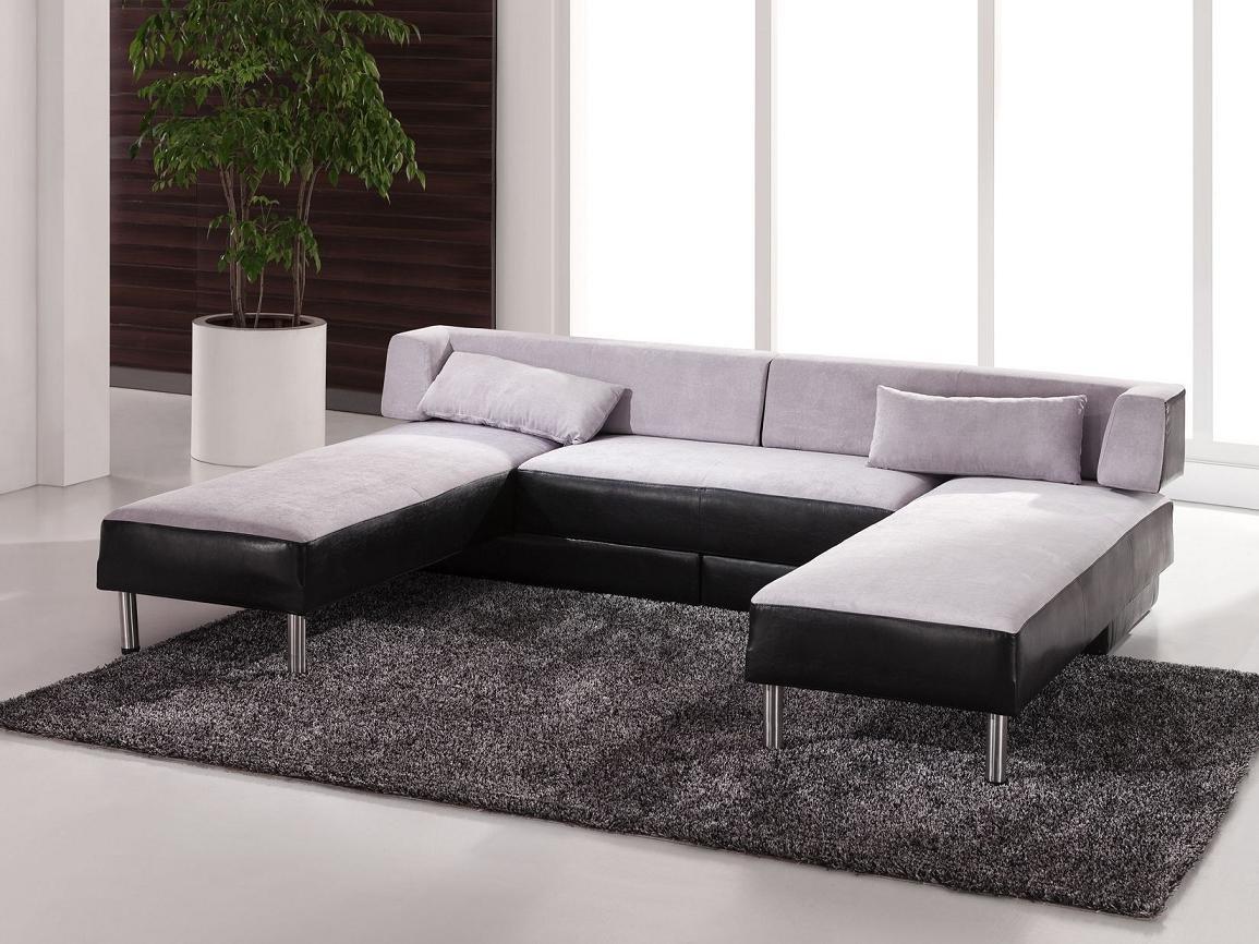 Ecksofa-Bett-Sofa Couch Garnitur-Bettsofa Schlafsofa Eckcouch 5117-270-GS