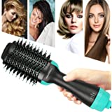 HAUSBELL Hot Air Brush, Hair Dryer Brush, Multifunctional Hair Dryer and Volumizer, Negative Ions Blow Dryer Brush for Hair D
