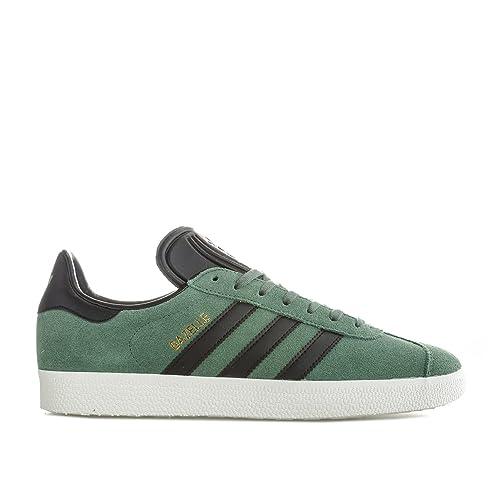 zapatillas adidas gazelle hombre verdes
