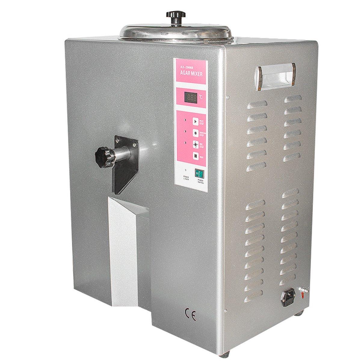 Dental Lab Equipment Duplicating Machine Agar Gel Mixer Stirrer 500W (110V)